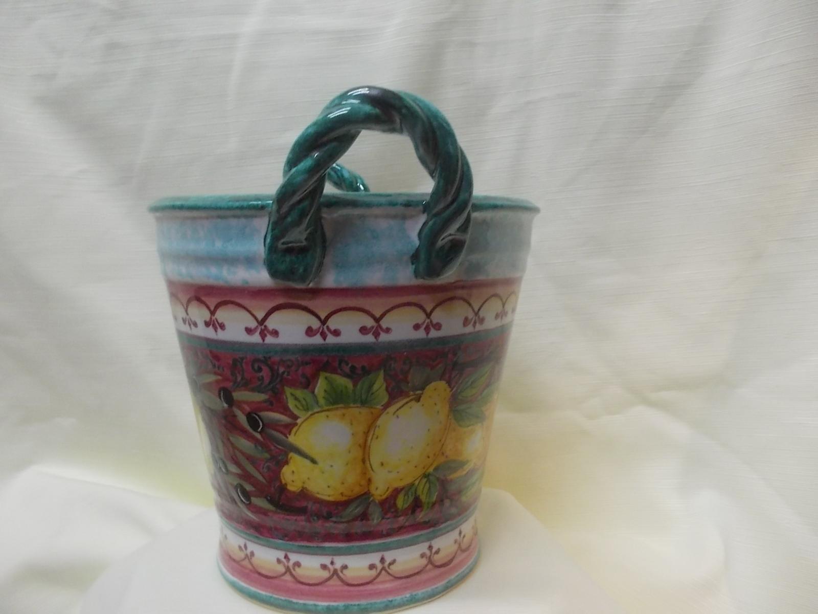 Mattonelle decorate a mano vendita - Mattonelle in ceramica decorate ...